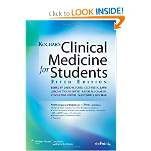 Download book Kochar's Clinical Medicine for Students