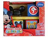 Disney's Mickey Mouse Clubhouse, Activity Story Blocks. Children, Kids, Game