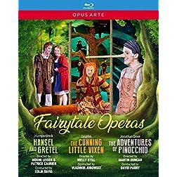Humperdinck, Janacek, & Dove: The Fairytale Operas [Blu-ray]