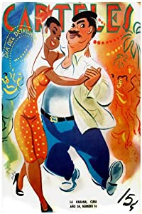 "Amazon.com: 11""x 14"" Poster. ""Carteles Magazine cover"" Dancing couple"