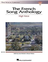 The French Song Anthology: High Voice