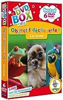 Objectif Découverte : La Faune Best of 6 DVD