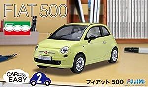 1/24 カーモデルEASYシリーズNo.2 フィアット500