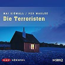 Die Terroristen (Kommissar Martin Beck 10) (       ungekürzt) von Maj Sjöwall, Per Wahlöö Gesprochen von: Charles Wirths
