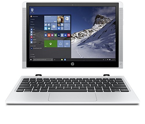 HP Pavilion x2 10-n103nf PC portable Tactile 10.1″ Détachable Blanc (Intel Atom, 2 Go de RAM, SSD 32 Go, Disque Dur 1 To, Windows 10)
