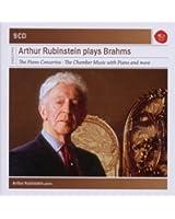 Rubinstein plays Brahms (Coffret 9 CD)
