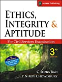 Ethics, Integrity and Aptitude was the first book on this topic when it was first published in 2013.        Now into its third, revised edition, this trendsetting book is a popular and widely acclaimed book. The eminent authors Shri Su...