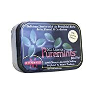 Meltzer's Puremints Licorice — 1.76 oz