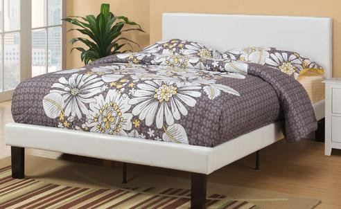 Leather Beds For Sale 170787 front