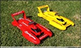 Red Speed Storm Plastic Electric RADIO CONTROLLED BOAT