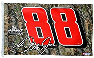 NASCAR Dale Earnhardt Jr 3-by-5 Foot Realtree Flag by WinCraft