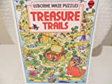 Treasure Trails (Usborne Maze Fun)