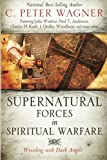 img - for Supernatural Forces in Spiritual Warfare: Wrestling with Dark Angels book / textbook / text book