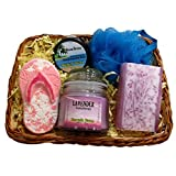 Pamper And Relax Gift Basket