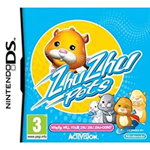 Zhu Zhu Pets Nintendo Ds by Activision