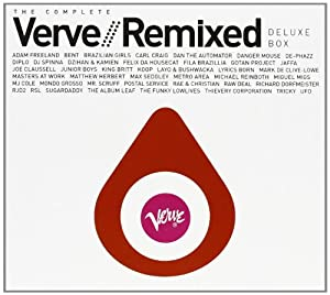 The Complete Verve Remixed Deluxe Box
