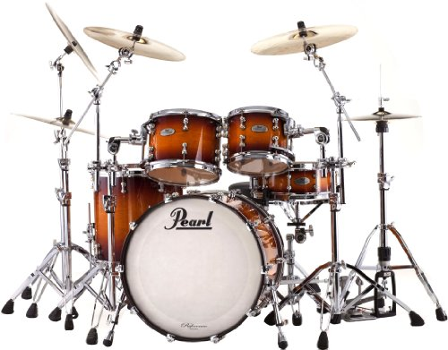 Pearl RFP924XSP/C Reference Pure 4-Piece Drum Set - Vintage Tobacco Burst