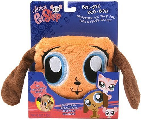 Cosrich Littlest Pet Shop Bye-bye Boo-boo  Therapeutic Ice Pack For Pain & Fever Relief (Pack of 2)