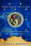 Thus Saith the Lord: The Revolutionary Moral Vision of Isaiah and Jeremiah (0151012199) by Rubenstein, Richard E.