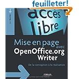 Mise en page avec OpenOffice.org Writer : De la conception à la réalisation prépresse