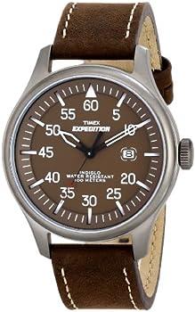 Timex Men's T498749J Military Field Watch