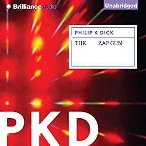 The Zap Gun Audiobook