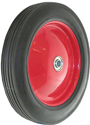 shepherd-hardware-9596-10-inch-semi-pneumatic-rubber-tire-steel-hub-with-ball-bearings-ribbed-tread-