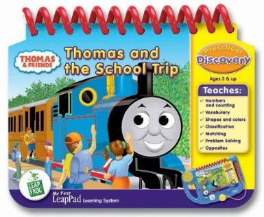 "LeapFrog: My First LeapPad Learning System-""Thomas and Me School Trip"""