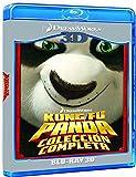 Kung Fu Panda - Colección Completa [Blu-ray 3D] [Import espagnol]