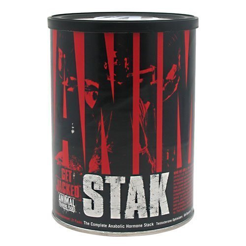 Animal Stak 2, The Natural Test Pack, 21 Paks, From Universal Nutrition Animal Stak 2