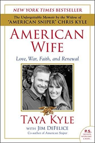 Download American Wife: A Memoir of Love, War, Faith, and Renewal