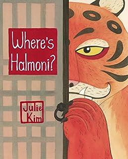 Book Cover: Where's Halmoni?
