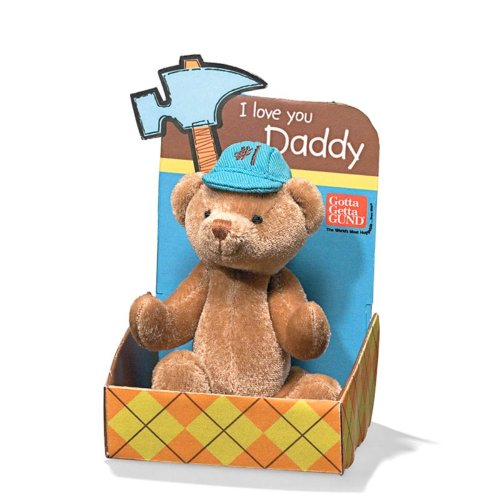 Gund I Love You Grandpa Bear Gift Card Holder