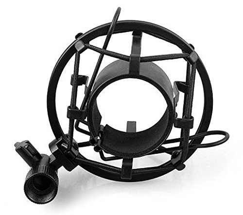 Racksoy – Professionell Mikrofonspinne (Shock Mount) - 2