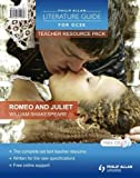 Romeo and Juliet: Philip Allan Literature Guide for GCSE: Teacher Resource Pack