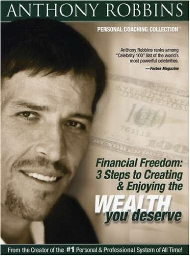 Financial Freedom: 3 Steps to Creating & Enjoying [DVD] [2007] [Region 1] [US Import] [NTSC]