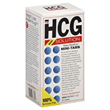 NiGen BioTech, LLC The HCG Solution, Easy Swallow, Mini-Tabs 30 tablets