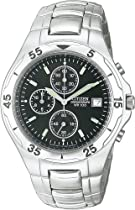 Men's watches special offers - Citizen Men's Chronograph Stainless Steel Watch #AN3160-50E :  mens watch citizen