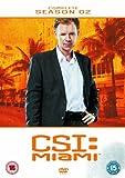 echange, troc CSI: Crime Scene Investigation - Miami - Complete - Season 2 [Import anglais]