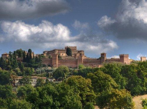 Ravensburger 13959 - Gradara - Puzzle 300 pezzi Meraviglie d'Italia