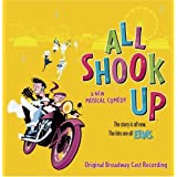 All Shook Up (2005 Original Broadway Cast) (Featuring the Songs of Elvis Presley) ~ Cheyenne Jackson