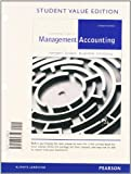 img - for Introduction to Management Accounting, Student Value Edition (16th Edition) book / textbook / text book