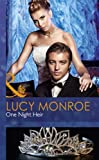 One Night Heir (0263235009) by Lucy Monroe
