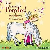 Das Fohlen von der Zauberinsel (Hier kommt Ponyfee 6) | Barbara Zoschke