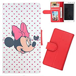 DooDa - For Lenovo P780 PU Leather Designer Fashionable Fancy Wallet Flip Case Cover Pouch With Card, ID & Cash Slots And Smooth Inner Velvet With Strong Magnetic Lock