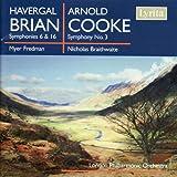 Brian, Cooke - Symphonies