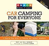 Search : Knack Car Camping for Everyone: A Step-By-Step Guide To Planning Your Outdoor Adventure (Knack: Make It Easy)