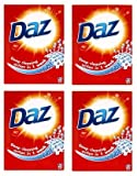 Daz Washing Powder Regular 2.584Kg Value Pack 38 Washes each Pack of 4, Total approx 152 Washes
