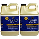 Granite Gold Fresh Citrus Scent Daily Cleaner Refill - 64 Oz Pack of 2 ~ Granite Gold