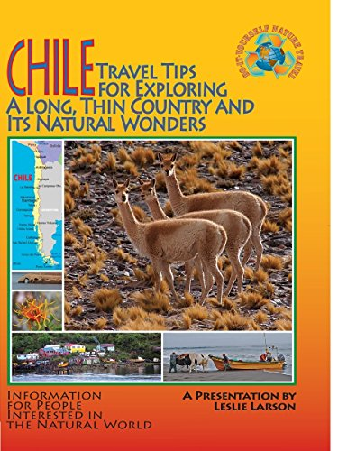Chile Travel Tips for Exploring A Long, Thin Country and Its Natural Wonders on Amazon Prime Video UK